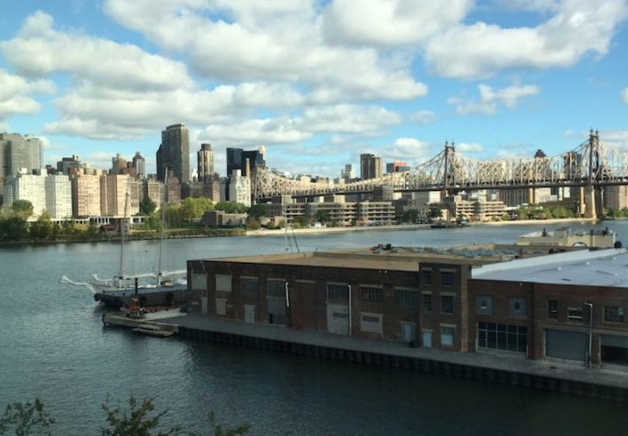 Amazon's new HQ2 site in Long Island City